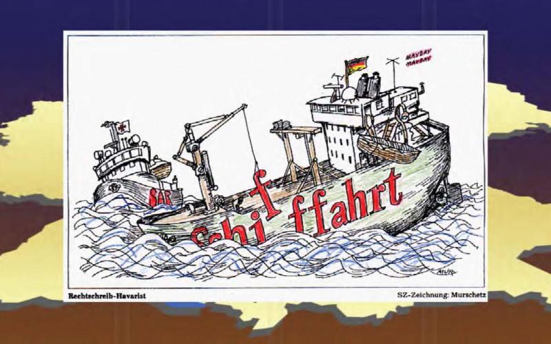 dangerous shipfaring